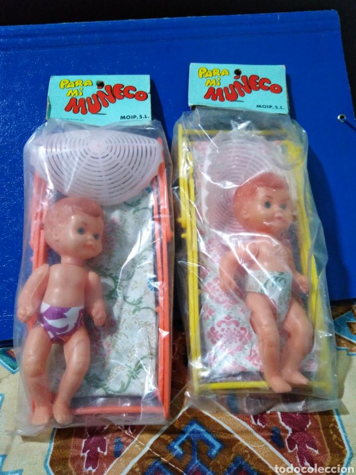 Muñecas Modernas: Lote de 14 bolsas de muñecos ( para mi muñeco 1972 ) - Foto 5 - 192938197