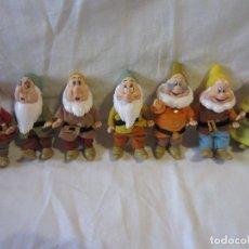 Bambole Moderne: 7 ENANITOS ARTICULADOS DISNEY DE SIMBA. Lote 217499270