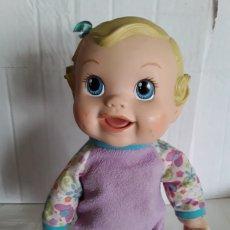 Muñecas Modernas: MUÑECO BABY ALIVE DE HASBRO. Lote 193809476