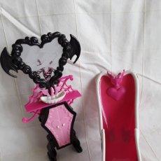 Muñecas Modernas: BAÑERA Y LAVABO DE MONSTER HIGH. Lote 193810871