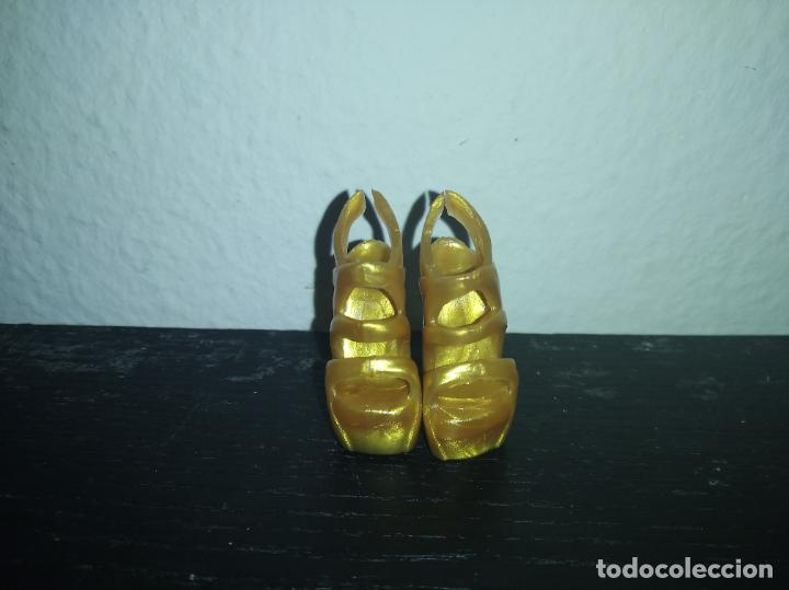 Muñecas Modernas: Zapatosa de muñeca Monster high cnn - Foto 2 - 194244630