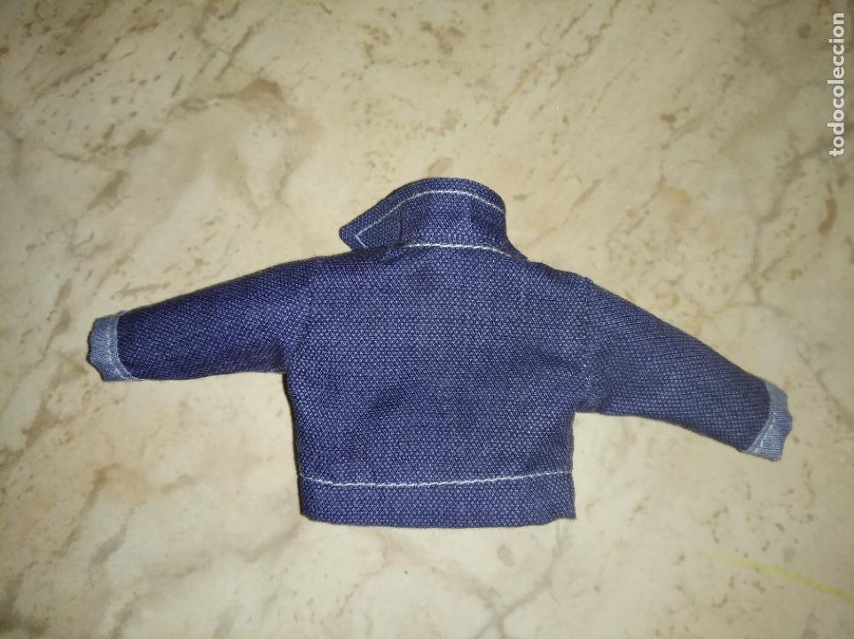 Muñecas Modernas: Chaqueta para muñeca maniquí - Foto 2 - 194245312