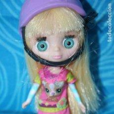 Muñecas Modernas: MINI MUÑECA BLYTHE LITTLES PET SHOP. Lote 194283905