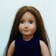 Muñecas Modernas: MUÑECA DE LA MARCA BATTAT DE 46 CM. Lote 194304621