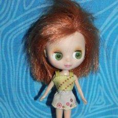 Muñecas Modernas: MINI MUÑECA BLYTHE LITTLES PET SHOP. Lote 194384992