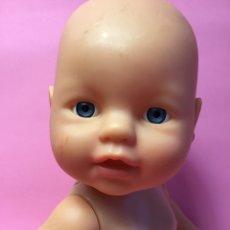 Muñecas Modernas: BABY BORN NADADOR ZAPF. Lote 194513567
