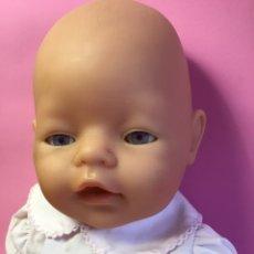 Muñecas Modernas: BABY BORN OJOS ROSAS. Lote 194514115