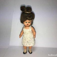 Muñecas Modernas: ANTIGUA MUÑECA GV DE CELULOIDE. Lote 194601647