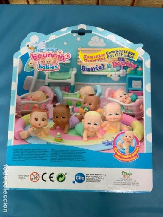 Muñecas Modernas: Mini boucin babies recién nacido siempre contigo - Foto 2 - 194716392