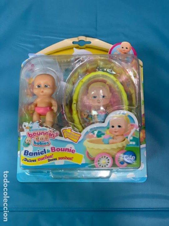 MINI BOUCIN BABIES RECIÉN NACIDO SIEMPRE CONTIGO (Juguetes - Muñeca Extranjera Moderna - Otras Muñecas)