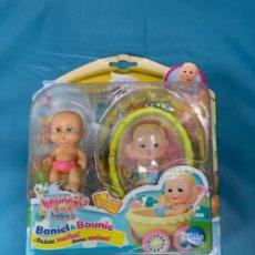 Muñecas Modernas: MINI BOUCIN BABIES RECIÉN NACIDO SIEMPRE CONTIGO . Lote 194716392