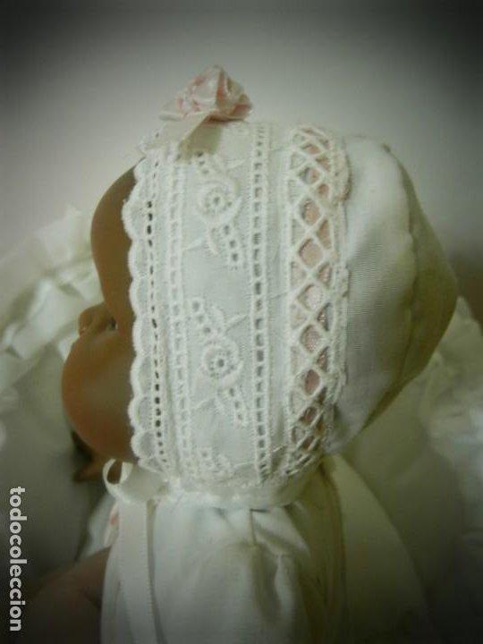 Muñecas Modernas: MUÑECA BEBE NEGRITA MULATA VESTIDA COMPLETAMENTE. UN PRIMOR ( PRECIO SOLO DE MUÑECA ) NEGRA - Foto 4 - 194774546