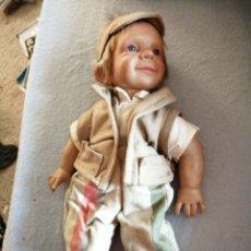 Muñecas Modernas: MUÑECO ANTIGUO DANTON. Lote 194952590
