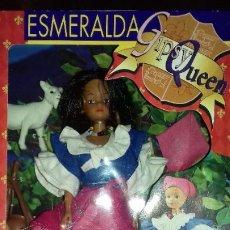 Muñecas Modernas: BONITA MUÑECA STEFFI LOVE ESMERALDA GIPSY QUEEN DE SIMBA TOYS EN CAJA . Lote 194961170
