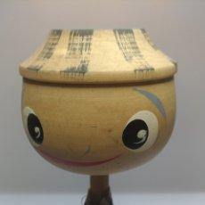 Muñecas Modernas: KAPPA KOKESHI. Lote 195152972