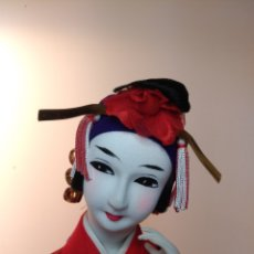 Muñecas Modernas: MUÑECA JAPONESA DE OKINAWA. Lote 195153866