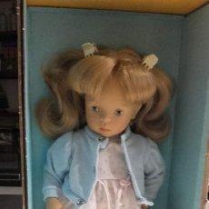 Muñecas Modernas: MUÑECA SYLVIA NATTERER DE WHITE BALLON EN SU CAJA ORIGINAL.. Lote 195245036