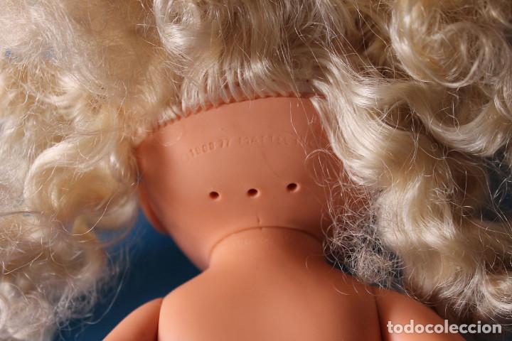 Muñecas Modernas: Muñeca Lil Miss Sirenita - Mattel 1991 - Lil Miss Singing Mermaid - Foto 6 - 195343233