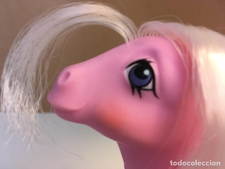 Muñecas Modernas: Mi pequeño pony Heladitos. My little Pony G1. Lickety Split. Vintage, años 80 - Foto 3 - 195344457