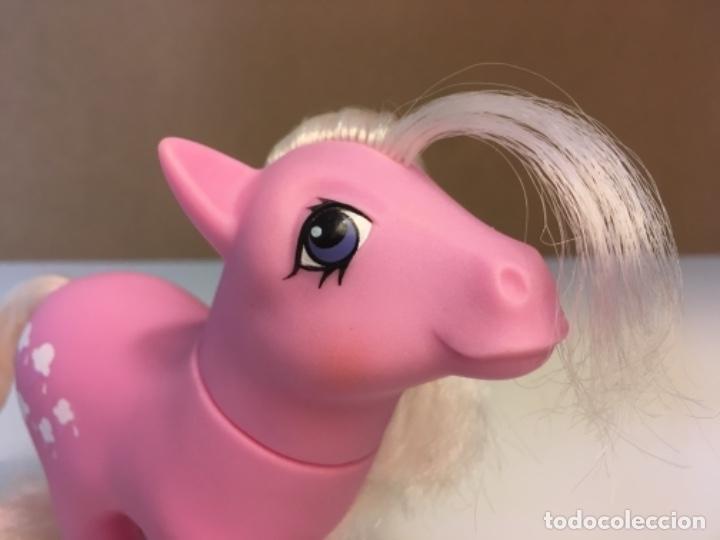 Muñecas Modernas: Mi pequeño pony Heladitos. My little Pony G1. Lickety Split. Vintage, años 80 - Foto 4 - 195344457