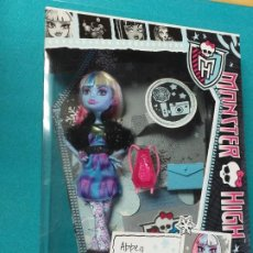 Muñecas Modernas: MONSTER HIGH ABBEY BOMINABLE AÑO 2012.. Lote 195512930
