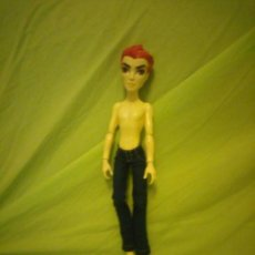 Muñecas Modernas: MUÑECO MONSTER HIGH CHICO FUEGO,2008 MATTEL INDONESIA.. Lote 195844981