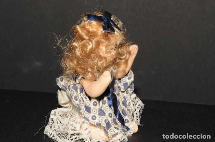 Muñecas Modernas: ANTIGUA MUÑECA EN TERRACOTA - Foto 3 - 196796177