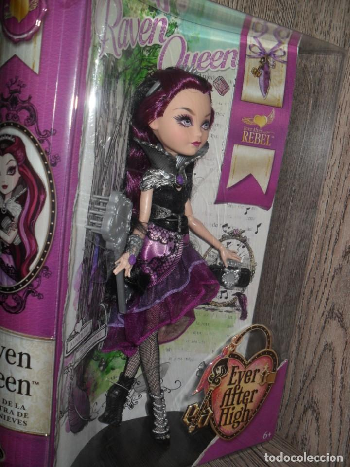 Muneca Ever After High Raven Queen Buy Other Dolls At Todocoleccion 207242065