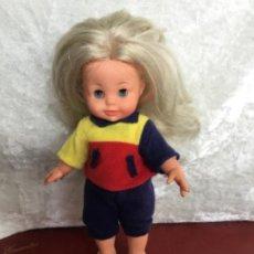 Muñecas Modernas: MUÑECA FURGA MARCADA PEQUEÑA 16 CM . Lote 198211850