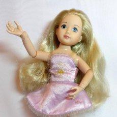 Muñecas Modernas: MUÑECA JOLINA BALERINA COMPLETA Y EN BUEN ESTADO.DE ZAPF CREATION. Lote 198841941