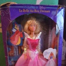 Muñecas Modernas: OCASION UNICA COLECCIONISTAS ! MUÑECA PRINCESA NUEVA EN CAJA LA BELLA DURMIENTE MATTEL DISNEY 1992. Lote 199756417