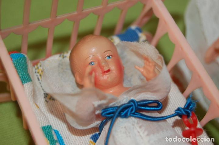 Muñecas Modernas: muñecas petit collin y accesorios - Foto 6 - 200096816