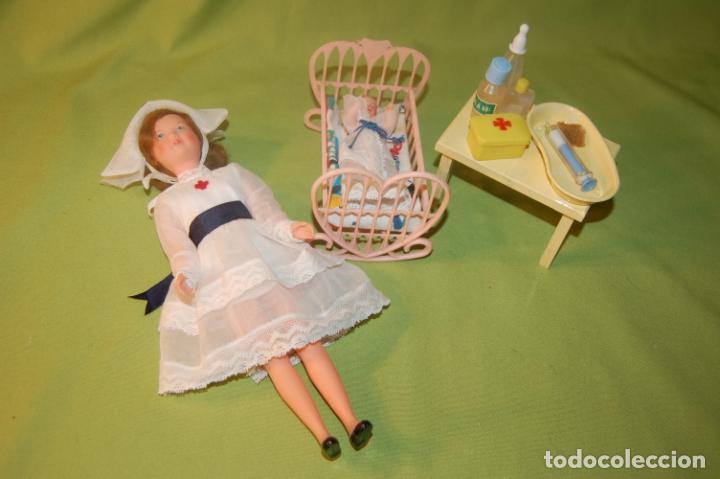 Muñecas Modernas: muñecas petit collin y accesorios - Foto 7 - 200096816