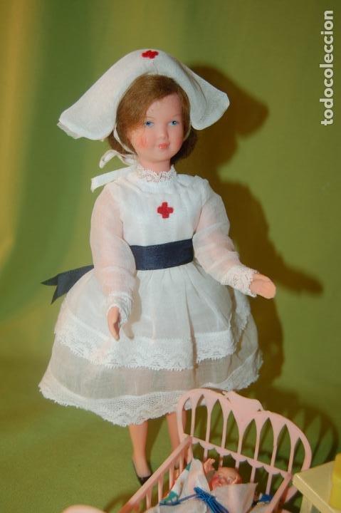 Muñecas Modernas: muñecas petit collin y accesorios - Foto 8 - 200096816