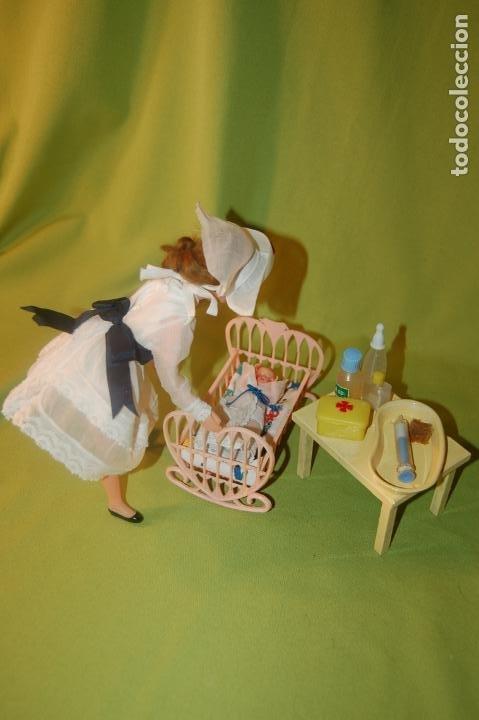 Muñecas Modernas: muñecas petit collin y accesorios - Foto 11 - 200096816