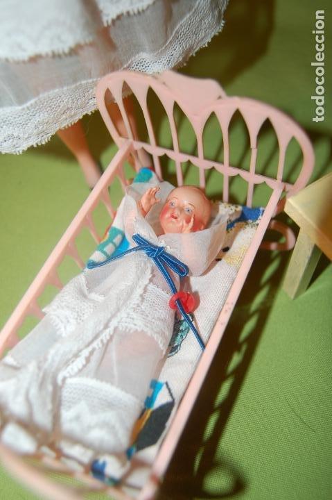 Muñecas Modernas: muñecas petit collin y accesorios - Foto 12 - 200096816