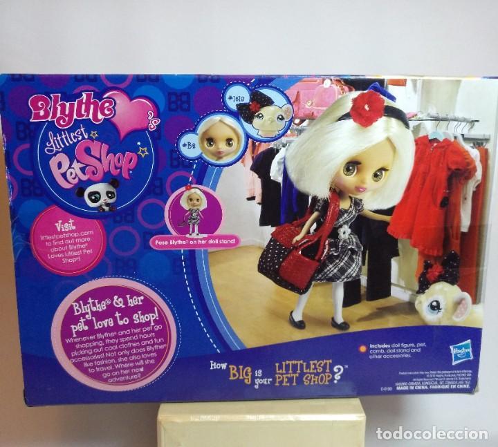 Muñecas Modernas: Muñeca Mini Blythe de Hasbro Buckles&Bows Nueva - Foto 5 - 201927977