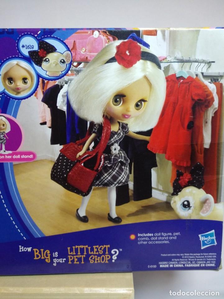 Muñecas Modernas: Muñeca Mini Blythe de Hasbro Buckles&Bows Nueva - Foto 6 - 201927977
