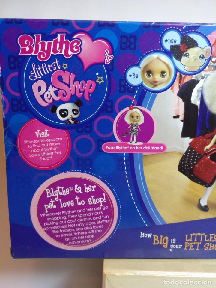 Muñecas Modernas: Muñeca Mini Blythe de Hasbro Buckles&Bows Nueva - Foto 7 - 201927977