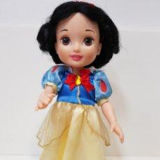 Muñecas Modernas: MUÑECA 40 CM BLANCANIEVES DE DISNEY. Lote 202827015