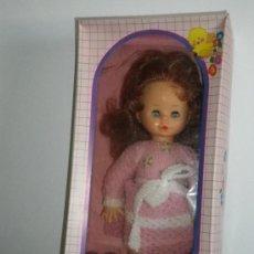 Muñecas Modernas: MUÑECA ANTIGUA PORTUGUESA AÑOS 70 NUEVA. Lote 203842036