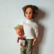 Muñecas Modernas: MUÑECO PAPÁ DE LA FAMILIA FELIZ 1973 MATTEL NO BARBIE. Lote 203851652