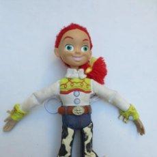 Muñecas Modernas: MUÑECA JESSIE DE TOY STORY - DISNEYLAND PARIS - DE 37 CM. Lote 204350647