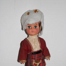Muñecas Modernas: MUÑECA RODDY - MADE IN ENGLAND - ROYAL SCOTTISH. Lote 204605223