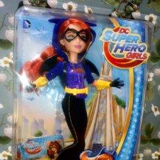 Muñecas Modernas: PRECIOSA MUÑECA BATGIRL DE LAS DC SUPER HERO GIRLS, NUEVA, EN CAJA, MATTEL - 2016. Lote 204622268
