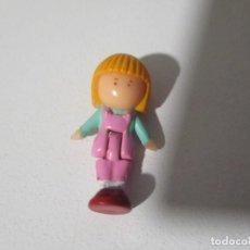 Muñecas Modernas: PEQUEÑA MUÑECA MINI POLLY POCKET MUÑECA MINIATURA. Lote 205386842