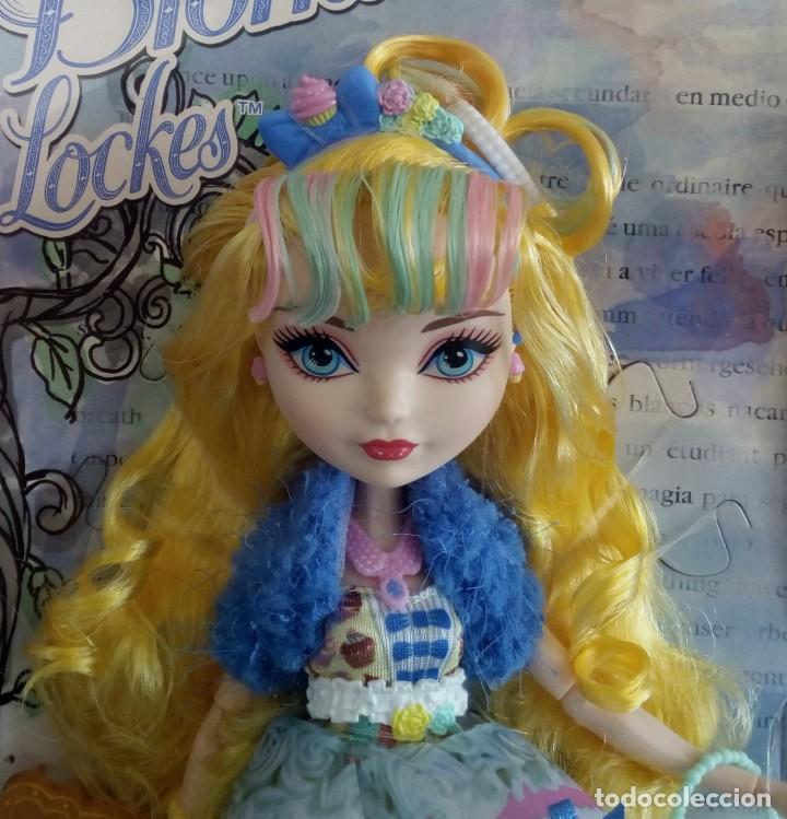 Muñecas Modernas: Muñeca Ever After High Blondie Lookes Just Sweet - Foto 2 - 205736713