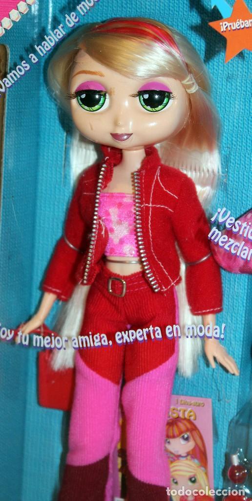 Muñecas Modernas: MIRANDA - DIVASTARZ - MATTEL - AÑO 2002 - DESCATALOGADA - NUEVA A ESTRENAR, EN SU CAJA - Foto 2 - 206346191