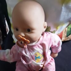 Muñecas Modernas: MUÑECA LLORONA BABY CHOU CHOU. Lote 206853292