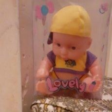 Muñecas Modernas: MUÑECO NUEVO EN SU CAJA. Lote 207129705